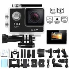 "2"" SJ4000 WiFi 1080P HD Car DVR Sport DV Digital Video Camera for GOPRO HERO 3"