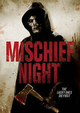 Mischief Night (DVD) READ DETAILS FIRST Noell Coet Daniel Hugh Kelly