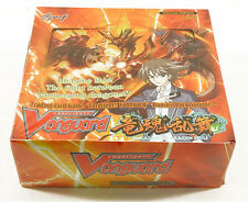Cardfight Vanguard Onslaught of Dragon Souls TCG Sealed Box (30 Packs) #VGE-BT02