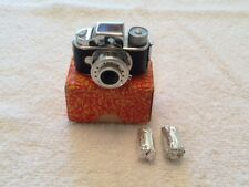 Vintage Arrow Subminiature Mini Spy Camera (Togodo Sangyo Japan) Post WWII