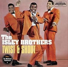 Twist & Shout! by The Isley Brothers *New CD*
