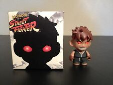 Kidrobot Street Fighter Evil Ryu Figure SDCC 2011 EXCLUSIVE