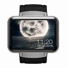 DM98 Android 5.1 Dual Core 4GB Bluetooth 3G Smart Watch GPS WIFI For IOS Samsung