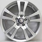 18 inch Genuine Mercedes Benz C-Class W204 AVANTGARDE 2013 Model alloy Wheels