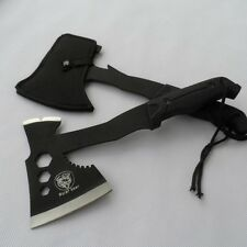 Multifunction Tomahawk Camping Trip Survival Hand AXE Wrench Rasp-P02