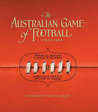 The Australian Game of Football : Since 1858 By Geoff Slattery Hardcover