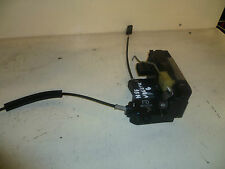 Vectra SRI 2004 1.9 CDTI 5DR N/S PASSENGER SIDE FRONT DOOR LOCK MECHANISM
