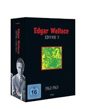 EDGAR WALLACE EDITION 3 4 DVD KRIMI NEU