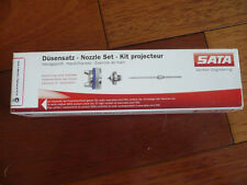 Genuine Sata jet 4000 B 1.2 RP  Nozzle set New, Satajet #167015, w/ Original Box
