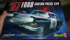 REVELL 1/25 1957 Ford Custom 2 'n 1 Model Car Mountain KIT 1/25 FS new
