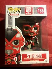 Funko Pop! Transformers Exclusive Stinger