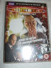 DOCTOR WHO Series 4 Episodes 3 & 4  DVD NEW & SEALED Dr Who Collection No 23