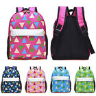 NEW Children's School Bag Backpack Cute Baby Toddler Canvas Satchel Shoulder Bag
