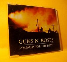 MAXI Single CD Guns N' Roses Sympathy For The Devil 2TR '94 Rolling Stones Cover