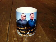 Morecambe and Wise Fantastic Bring Me Sunshine MUG