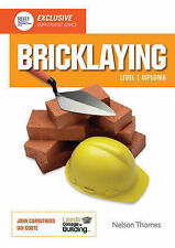Bricklaying Level 1 Diploma, Leeds College of Building, New Condition