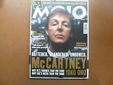 MOJO 114 May 2003 Paul McCartney BEATLES YOKO ONO BRMC Phil Spector Solomon Burk
