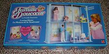 The Heart Family Loving Home House 9691 NRFB MSB Barbie Friend MATTEL 80'S DOLLS