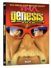 Official TNA Impact Wrestling - Genesis 2010 Event DVD