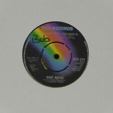 """ROSE ROYCE 'PUT YOUR MONEY WHERE YOUR MOUTH IS' UK 7"""" SINGLE #2"""