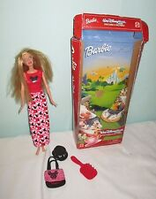 Walt Disney World Four Parks One World Barbie Doll. 2002 Mattel