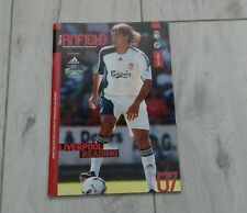 121) Liverpool v Reading carling cup 25-10-2006
