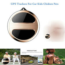 GPS Tracker Locator for Kids/Elder/Pet/Luggage GSM LBS Location Tracking SOS T8S