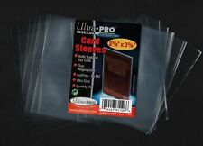 20 x Trading Card Sleeves Sammel Karten Hüllen Ultra Pro New