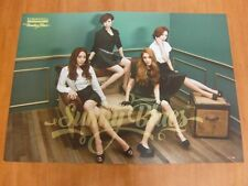SUNNY HILL - Sunny Blues (Part A) [OFFICIAL] POSTER *NEW* K-POP