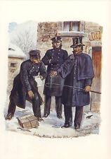 AK: Reichs-Postverwaltung, Unterbeamte, Postillion, 1871 (2) mit Briefmarken + T