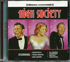 HIGH SOCIETY ORIGINAL SOUNDTRACK DIGITALLY REMASTERED - BING CROSBY & MORE