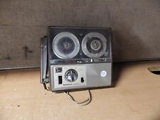 VINTAGE WESTINGHOUSE TAPE RECORDER MODEL H28R1 SPY REEL TO REEL MICROPHONE