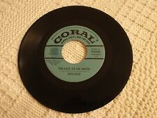 FRED ELLIS  THE FACE OF AN ANGEL/TIME CORAL  62166 PROMO M-