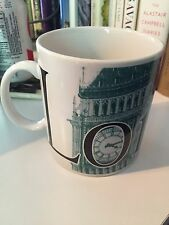1999 Starbucks LONDON City Mug England UK Big Ben