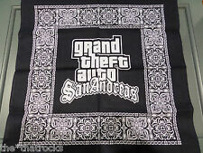 $$$$$Grand Theft Auto San Andreas Bandana $$$$$Rockstar Games $$$$$