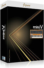 NEW Arturia Mini V3 Classic Analog Synthesizer Synth Virtual Instrument VST RTAS