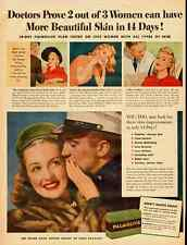 1944 vintage WW2 ad for Palmolive Beauty Soap  -120911