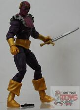 "BARON ZEMO CaptaIn America Hasbro MARVEL Universe 2013 3.75"" LOOSE LOOSE FIGURE"