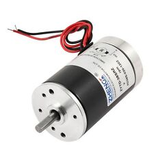 DC 12V 2000RPM 5mm Shaft Dia Permanent Magnetic Speed Reduce DC Motor