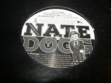 """NATE DOGG DON'T WANNA HURT NO MORE JUST ANOTHER DAY 12"""" Single NM 1998 PROMO"""