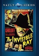 THE INVISIBLE RAY (1936 Boris Karloff) - Region Free DVD - Sealed