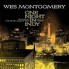 WES MONTGOMERY - ONE NIGHT IN INDY  CD NEU