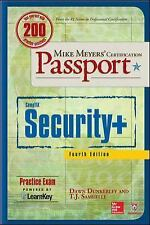 Mike Meyers' Certficiation Passport: Comptia Security+ by T. J. Samuelle and...