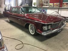 1963 Chrysler Imperial 2 Door