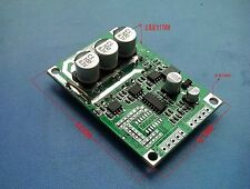 DC 12V 24V 36V 500W Brushless Motor Controller Hall Balanced Car Driver Board