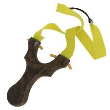 New Catapult Hunting  Pure Wood Wooden Hunting Sling Shot Toys Slingshot