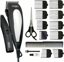 Wahl 79305-013 Para Hombre Vogue Precision Deluxe Cabello Y Barba Clipper Kit Homepro