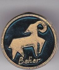 """BELIER"" French Astrological Sign of the Ram Pin"