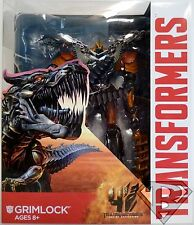 "GRIMLOCK Transformers 4 Age of Extinction 10"" inch Leader Class Figure 2014"