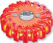 GLORIA WARNBLITZER WARNBLINKER MIT 16 LED'S ROT 2519.0000